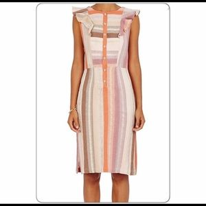 Ace & Jig Magdalena dress in Halo size large